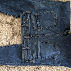 7 For All Mankind Jeans - 7 For All Mankind High Rise Jeans
